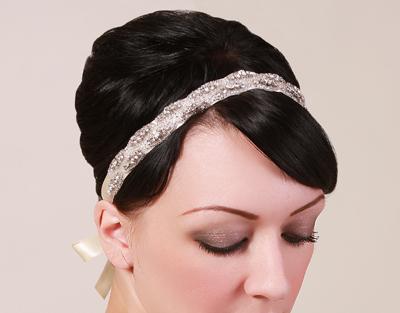 Accesorios vintage para el cabello