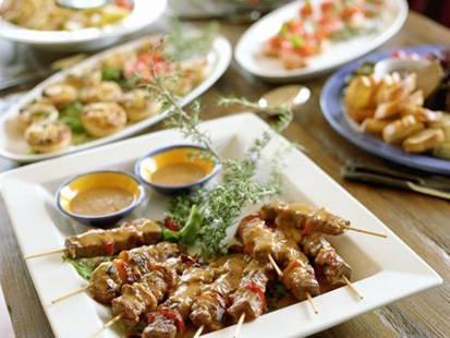 Finger food, una buena idea para el catering de tu boda