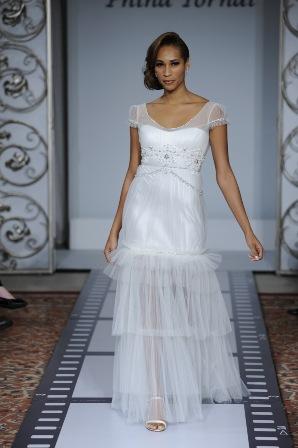 Pnina Tornei: los vestidos de novia más sofisticados