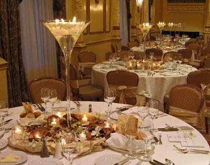 Estilos de decoración de mesas para tu boda