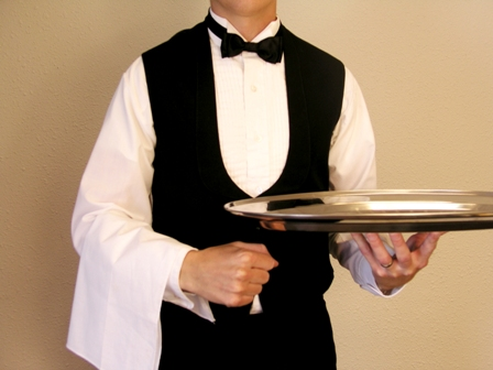 Como elegir el menú de bodas
