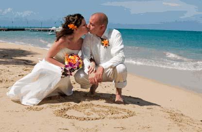 Algunas ideas para una boda en la playa