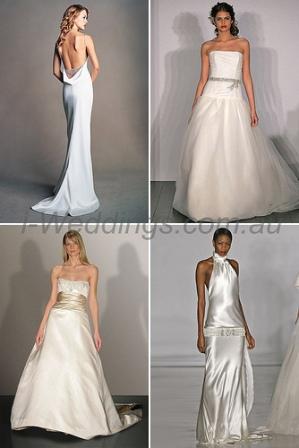 Amsale Aberra: diseños para novias con estilo y originalidad
