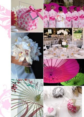 Temática asiática para tu boda